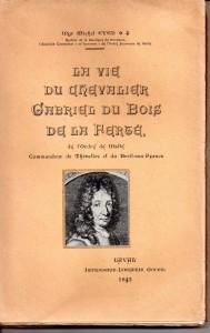 Gabriel du bois de la Ferté